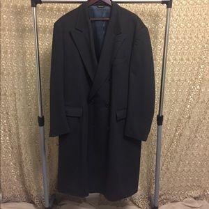 Other - Jacob Siegel for Nordstrom men's cashmere overcoat